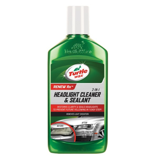 TurtleWax 2-in-1 Headlight Cleaner product image