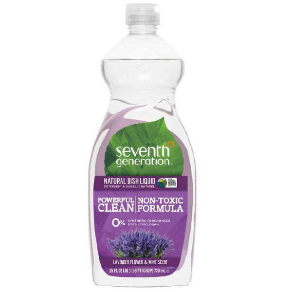 Seventh Generation Dish Liquid product image