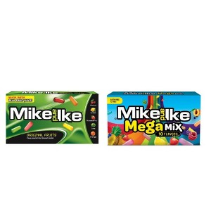 Mike and Ike Original and Mega Mix
