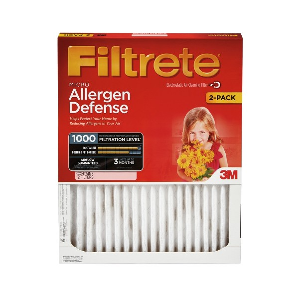 Filtrete Micro Allergen Filters product image