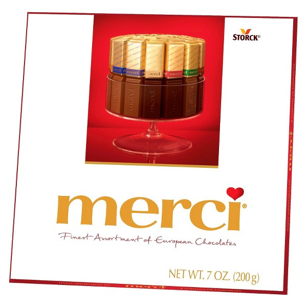 merci European Chocolates product image