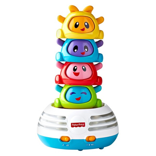 Fisher-Price Build-a-Beat Stacker product image
