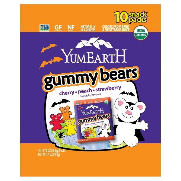 Yummy Earth Organic Snacks product image