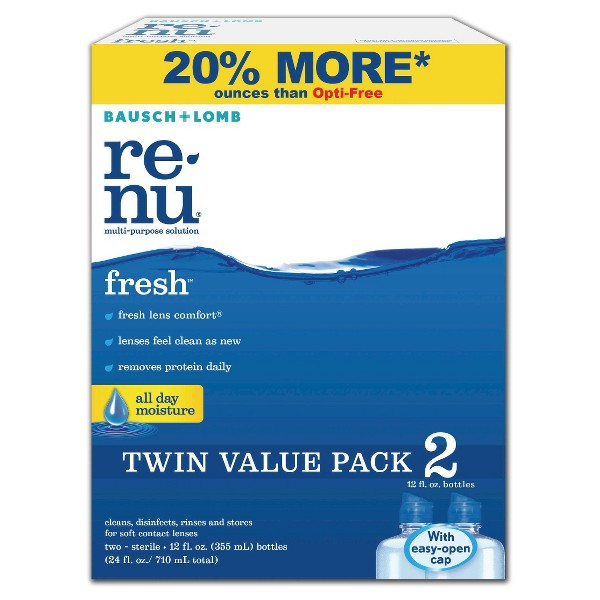 Renu Contact Lens Solution product image