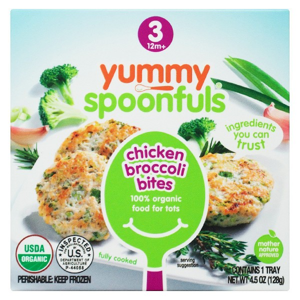 Yummy Spoonfuls Stage 3 Meals product image
