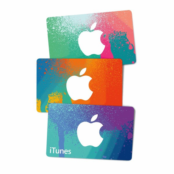 iTunes Gift Cards product image