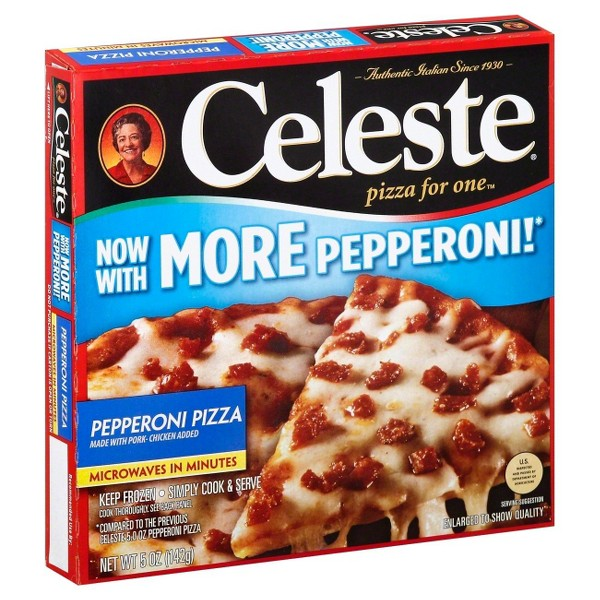 Celeste Pizza-for-One product image