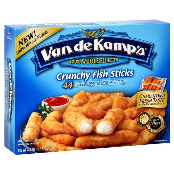 Van de Kamp's & Mrs. Paul's Fish product image