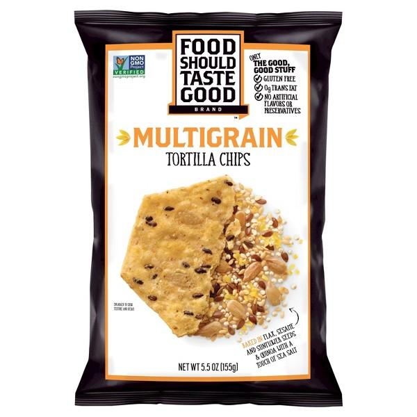 Food Should Taste Good Chips product image