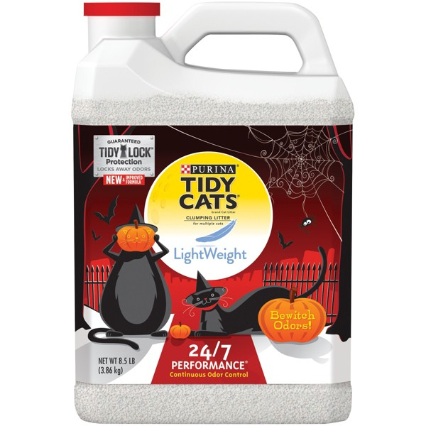 Tidy Cats Halloween product image