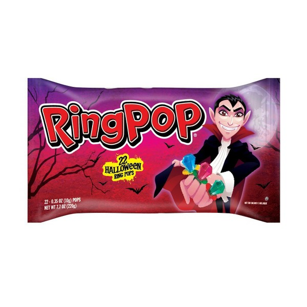 Ring Pop Halloween Bags product image