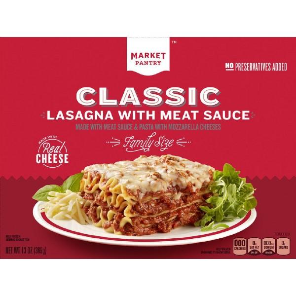 Market Pantry Lasagna product image