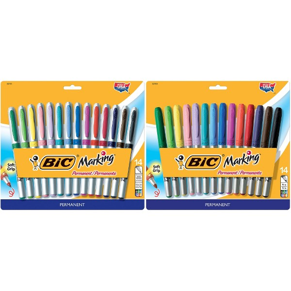 BIC Marking Permanent Markers product image