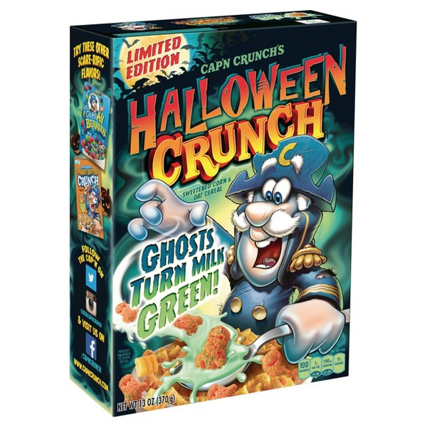 Halloween Cap'n Crunch product image