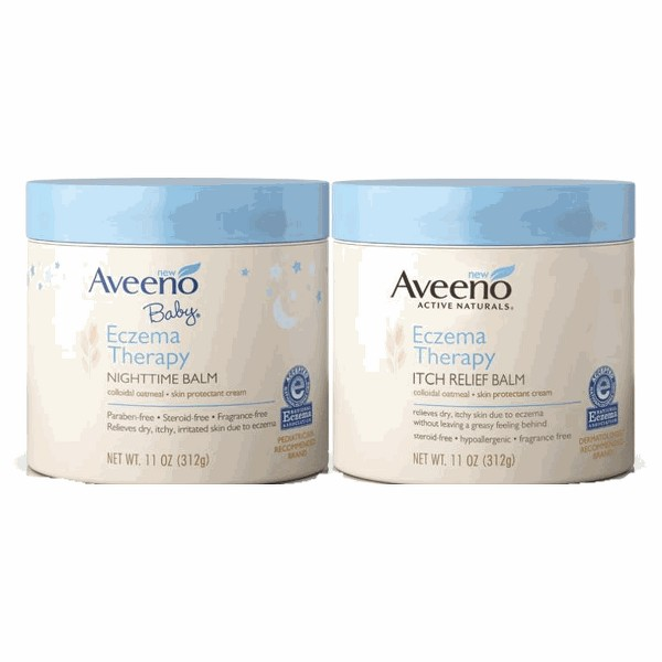 Aveeno Eczema Therapy Product product image