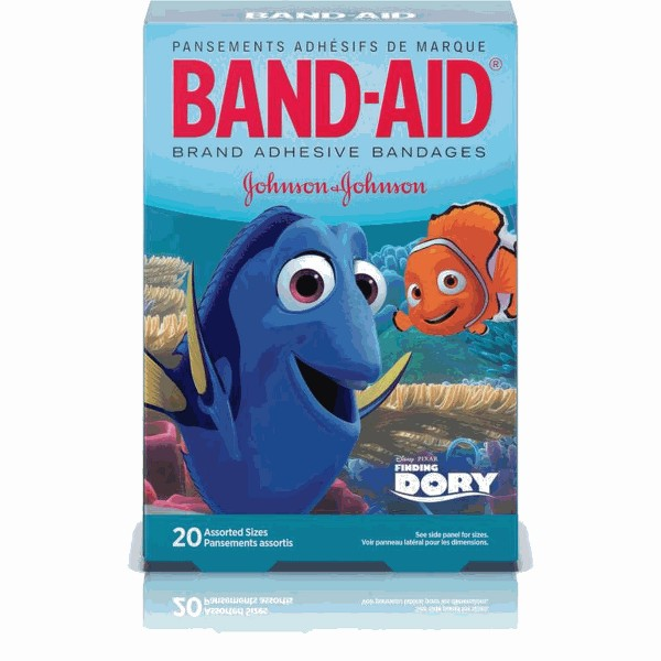 Band-Aid Brand Adhesive Bandages product image