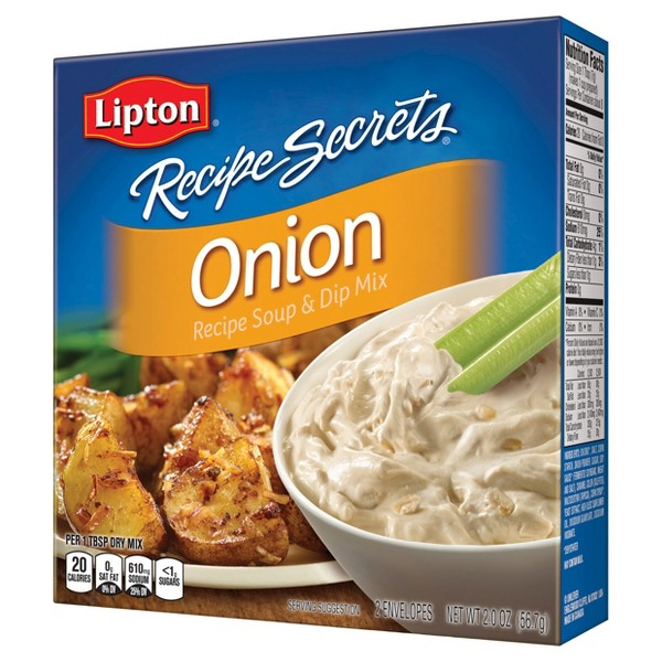 Lipton Recipe Secrets product image