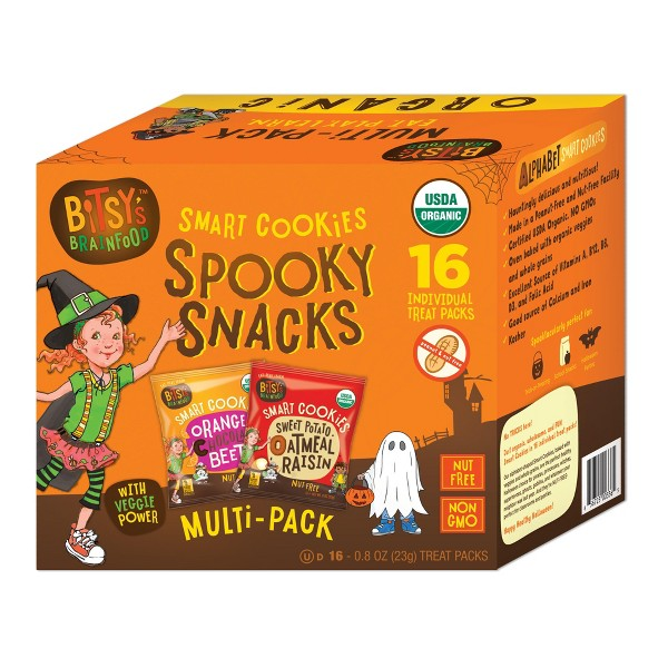 Bitsy's Brainfood Halloween Pack product image
