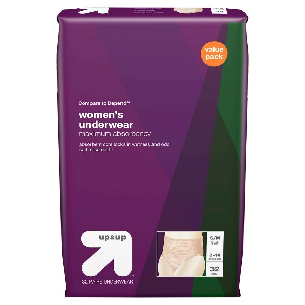 up & up Flushable Moist Wipes product image