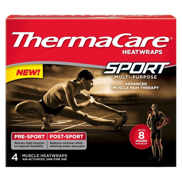 ThermaCare Heatwraps product image