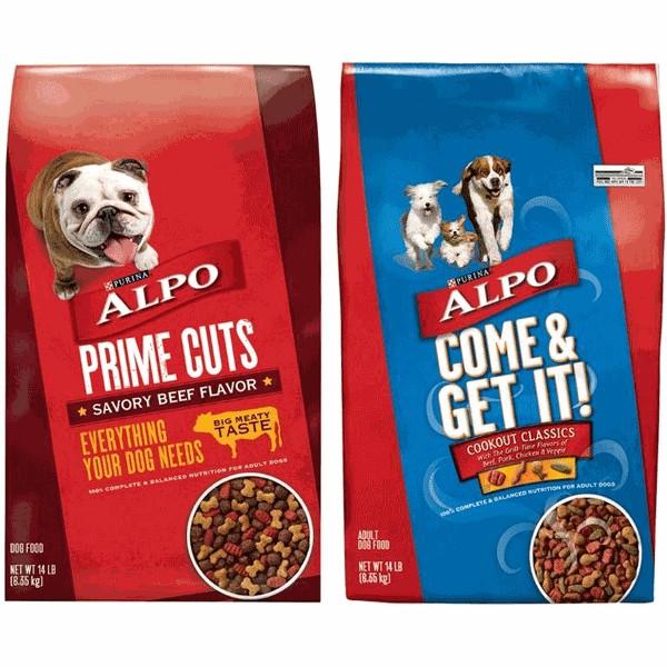 ALPO Dog Food 14lb or Larger product image