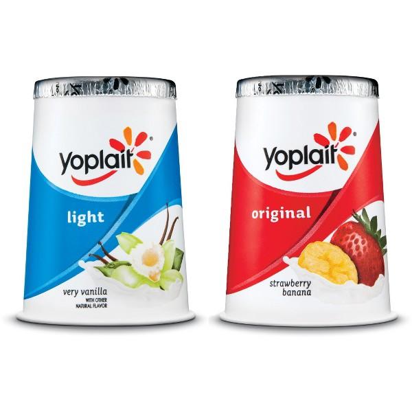 Yoplait Original & Light product image
