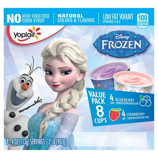 Yoplait Kids Cups & Go Big product image