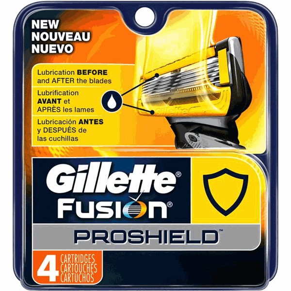 Gillette Fusion Refills product image