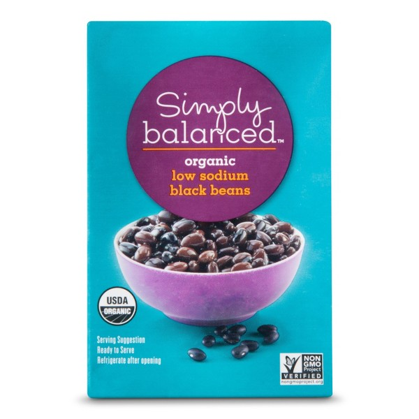 Simply Balanced Beans & Vegetables product image