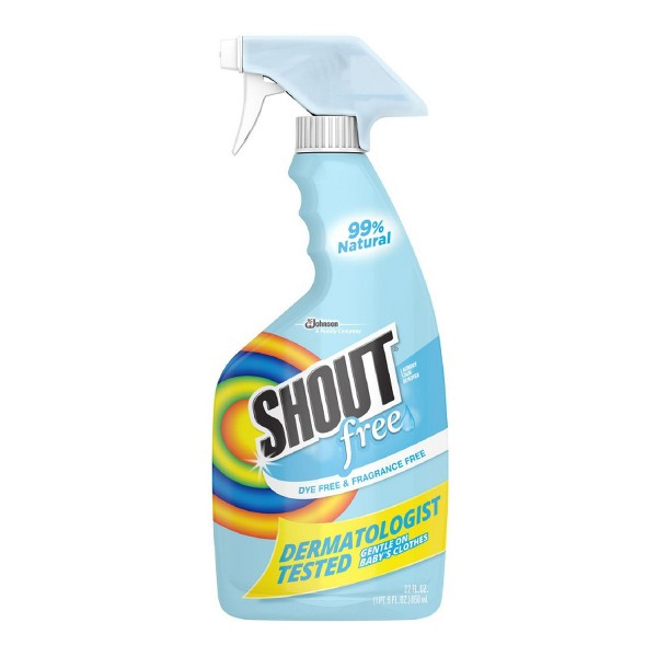 Shout Fragrance Free Stain Remover product image