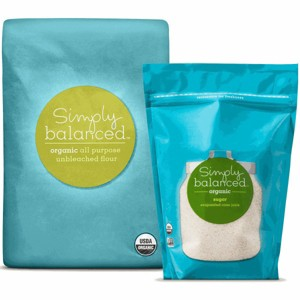 Simply Balanced Flour & Sugar