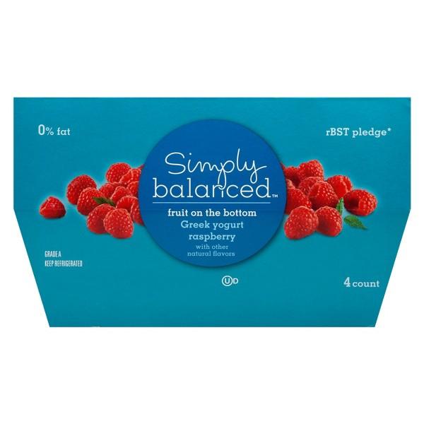 Simply Balanced Greek Yogurt product image