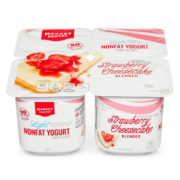 Market Pantry Yogurt product image