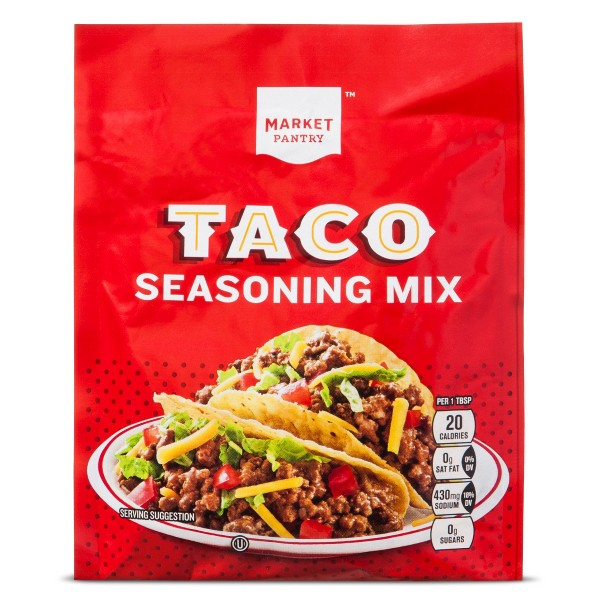 Market Pantry Taco Seasoning product image