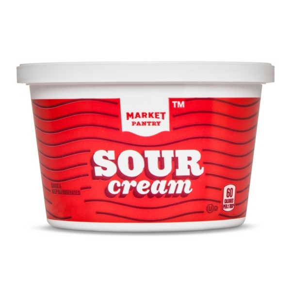 Market Pantry Sour Cream product image