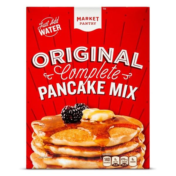 Market Pantry Pancake Mix & Syrup product image