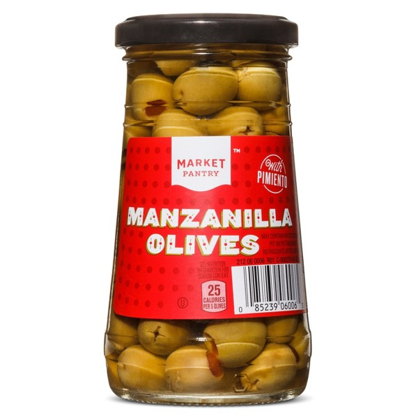 Market Pantry Olives product image