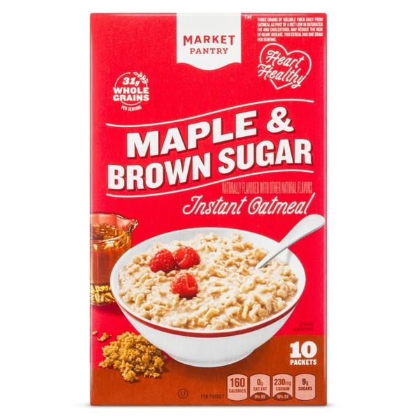 Market Pantry Oatmeal product image