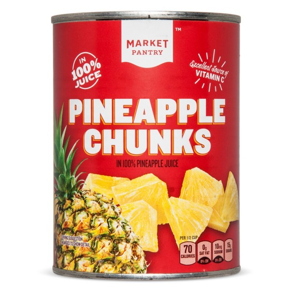 Market Pantry Canned Fruit product image