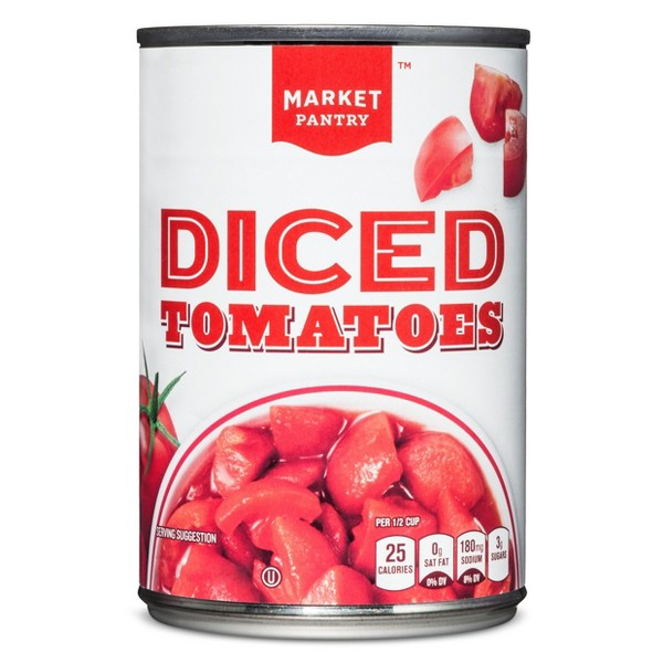 Market Pantry Canned Tomatoes product image