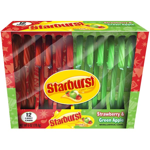 Starburst Candy Canes product image