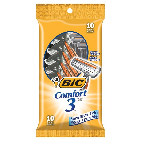 BIC Comfort 3 Disposable Razors product image