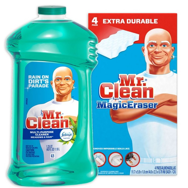 Mr. Clean Cleaning Products product image