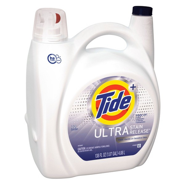 Tide Ultra Stain Release Free product image
