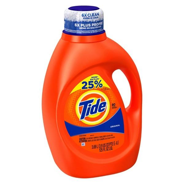 Tide Liquid Detergent product image