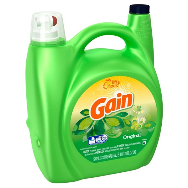 Gain Laundry Detergent product image