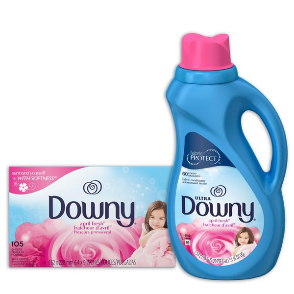 Downy Fabric Conditioner & Sheets product image