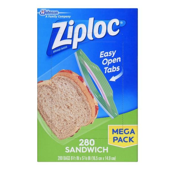 Ziploc Mega Box Bags product image