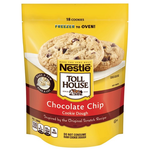 Toll House Frozen Cookie Dough product image
