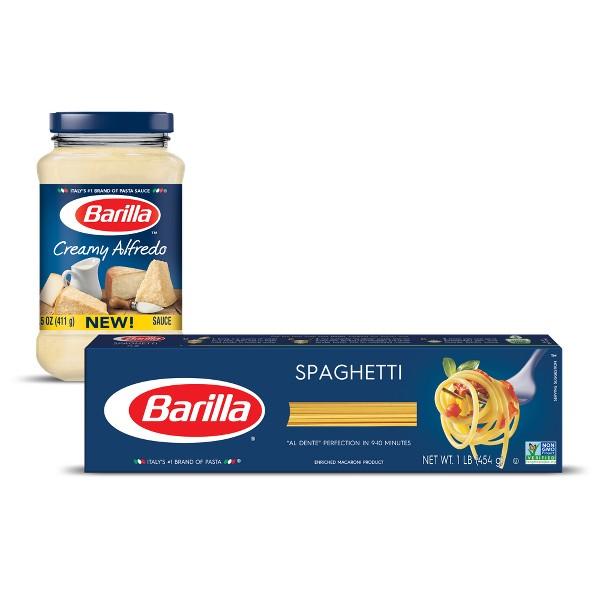 Barilla Pasta & Sauce product image